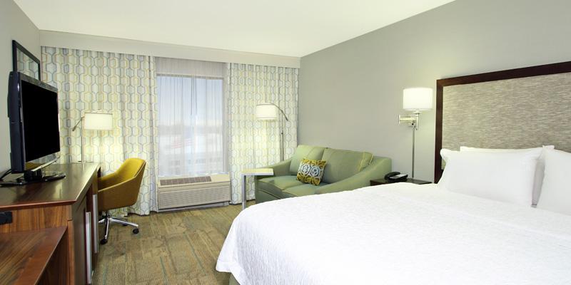 Hampton Inn & Suites Hilliard Ohio Development