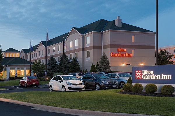 hilton garden inn columbus airport - Hilton Garden Inn Columbus Ohio